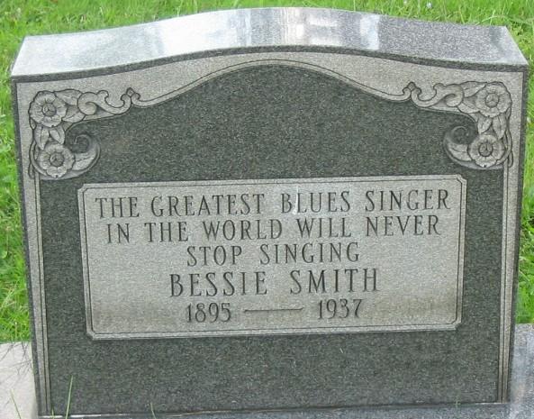 Αποτέλεσμα εικόνας για bessie smith grave