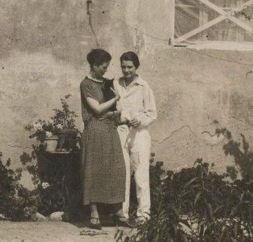 Djuna and Thelma